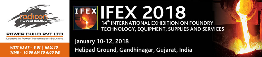 14th International Exhibition on Foundry Technology