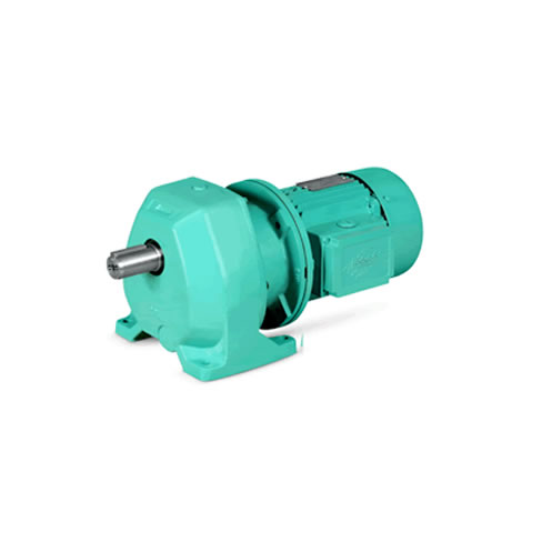 compact geared motor