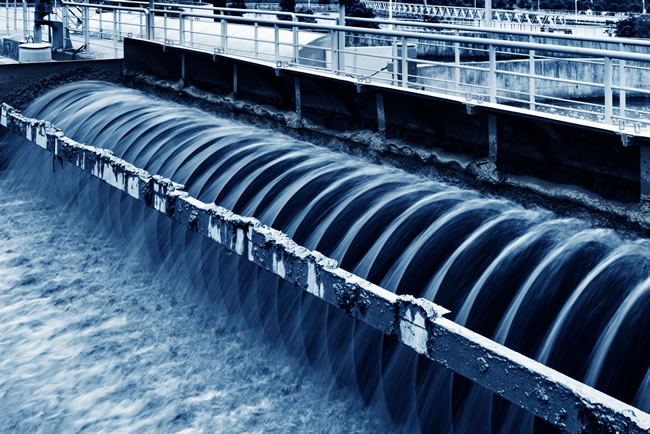 elecon Wastewater Treatment industry