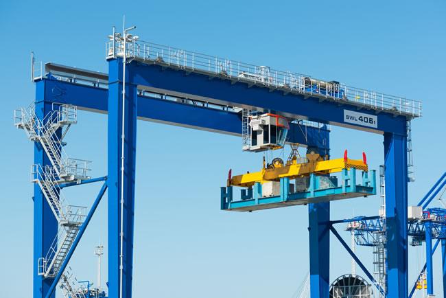 elecon Crane industry