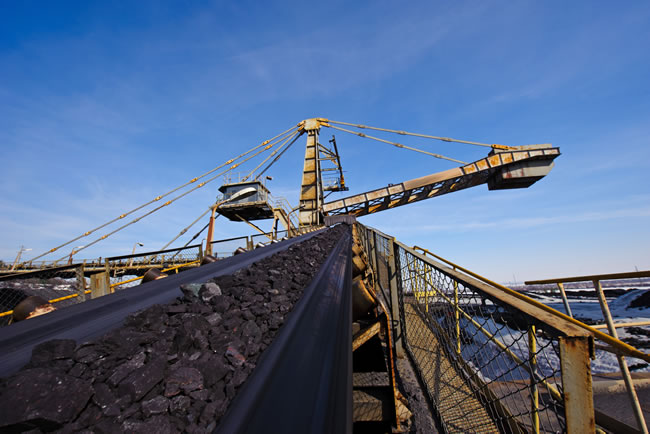 elecon Mining industry