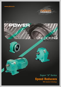 PBL product catalog for Compact Geared Motor