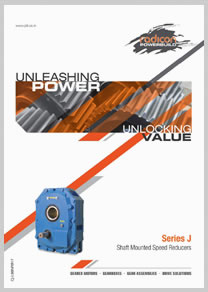 PBL product catalog for Shaft Mounted Speed Reducer