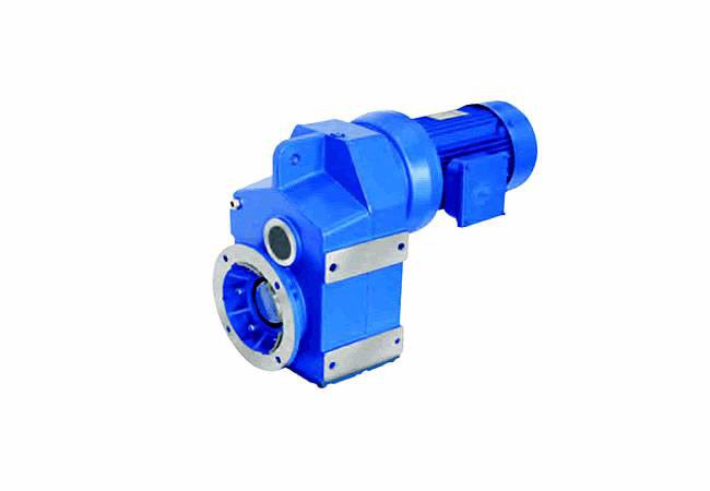 elecon Parallel Shaft Mounted Geared Motor